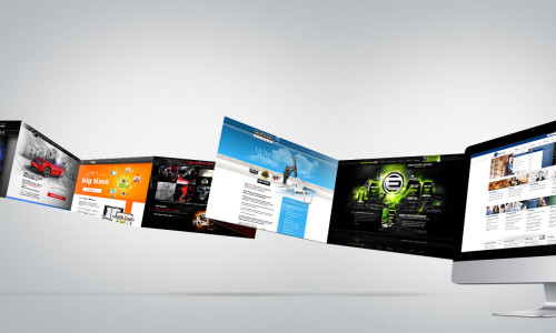 WEB — дизайн