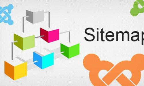 Как создать sitemap (карту сайта) на joomla